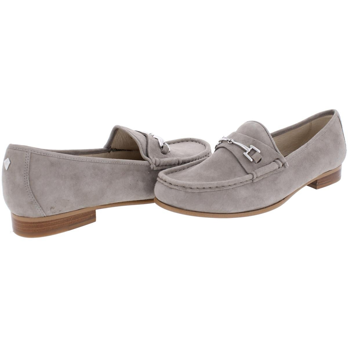 436be6dd9a5 Shop Sam Edelman Womens Talia Loafers Buckle - Free Shipping On Orders Over   45 - Overstock - 15412088