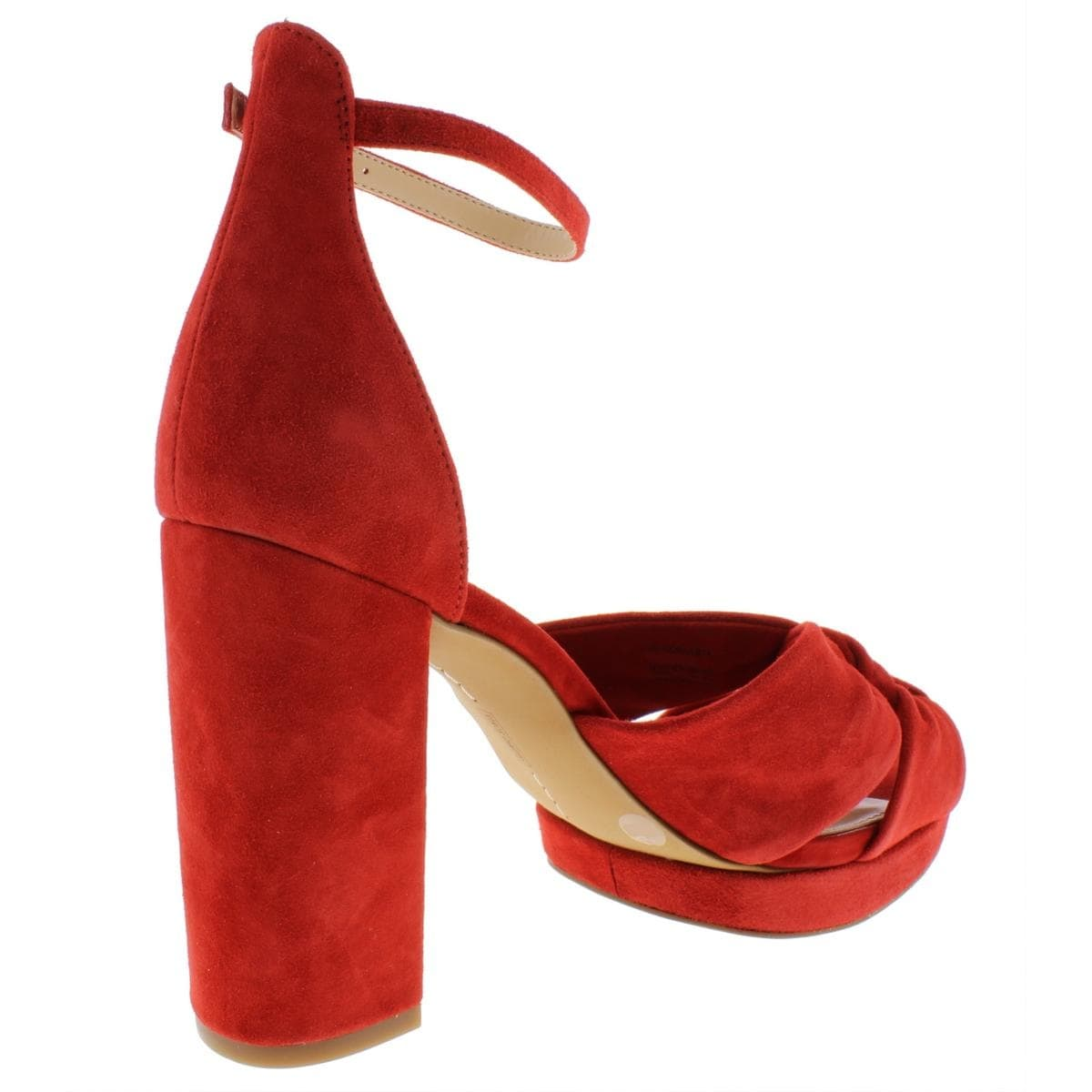 6d41e6a19eb3 Shop Vince Camuto Womens Corlesta D Orsay Heels Suede Block Heel - Free  Shipping Today - Overstock - 27880823
