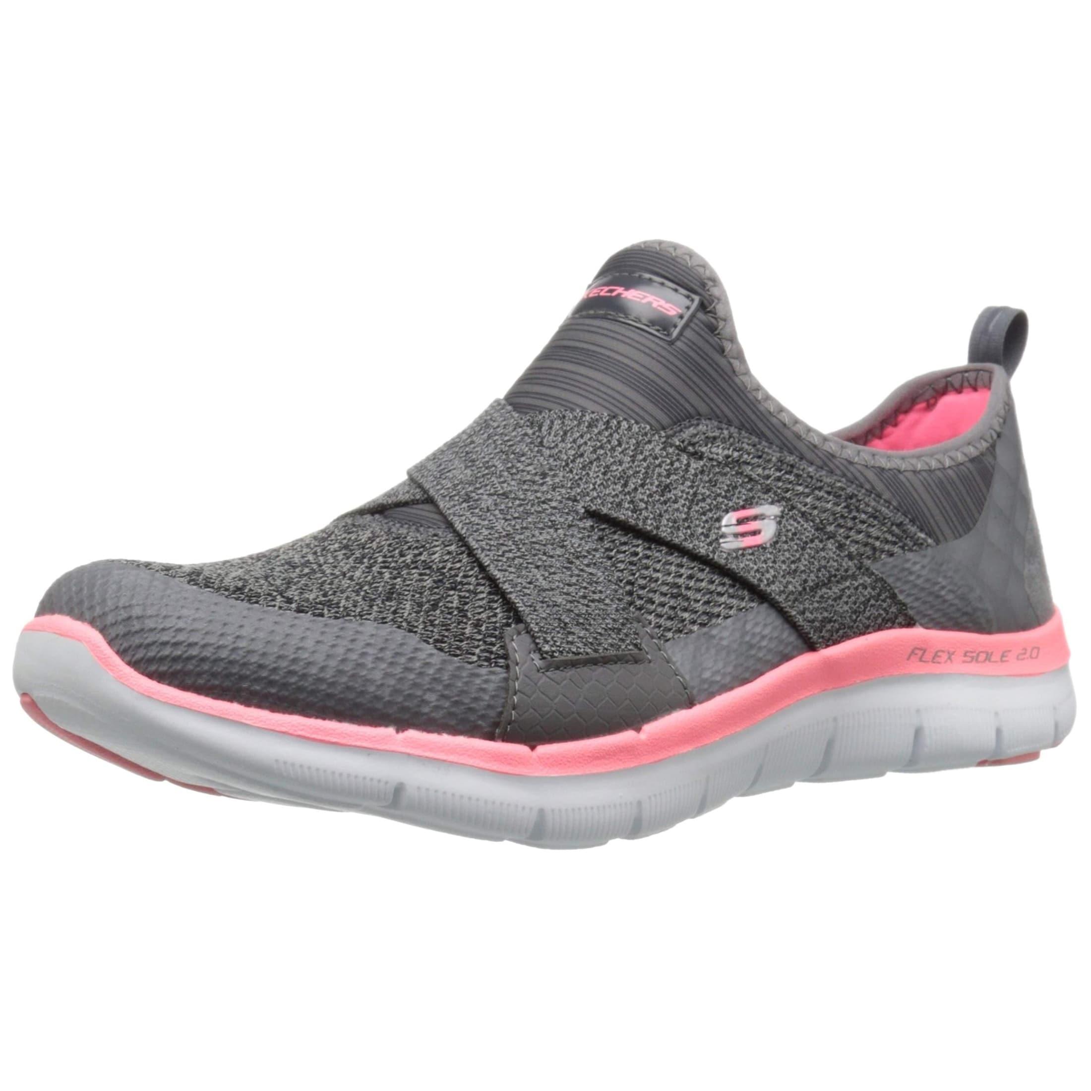 1f01cab2209f Shop Skechers Sport Women s Flex Appeal 2.0 New Image Fashion Sneaker