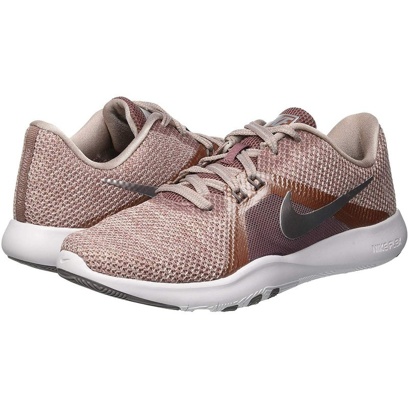 7fd9baf1a4 Shop Nike W Flex Trainer 8 Prm Womens 924340-200 Size 9 - Free Shipping  Today - Overstock.com - 24264730