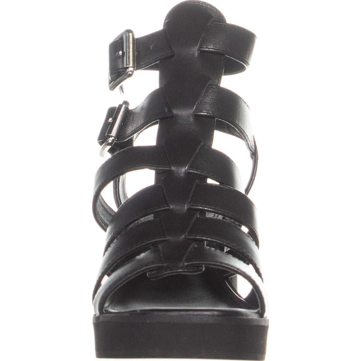 1f733356d78 Steve Madden Clue Strappy Sandals, Black - 6 us
