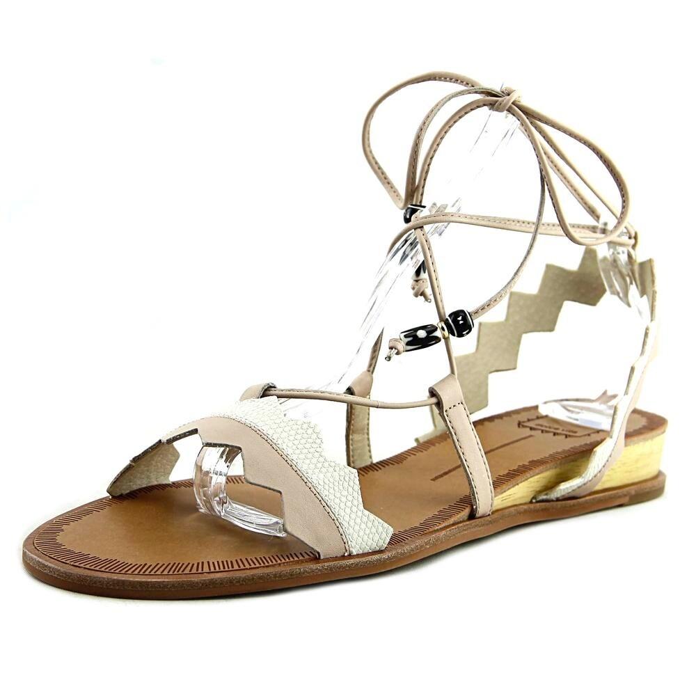 1c727b838fb1 Shop Dolce Vita Pedra Women Open Toe Leather Tan Gladiator Sandal - Free  Shipping Today - Overstock - 20091133