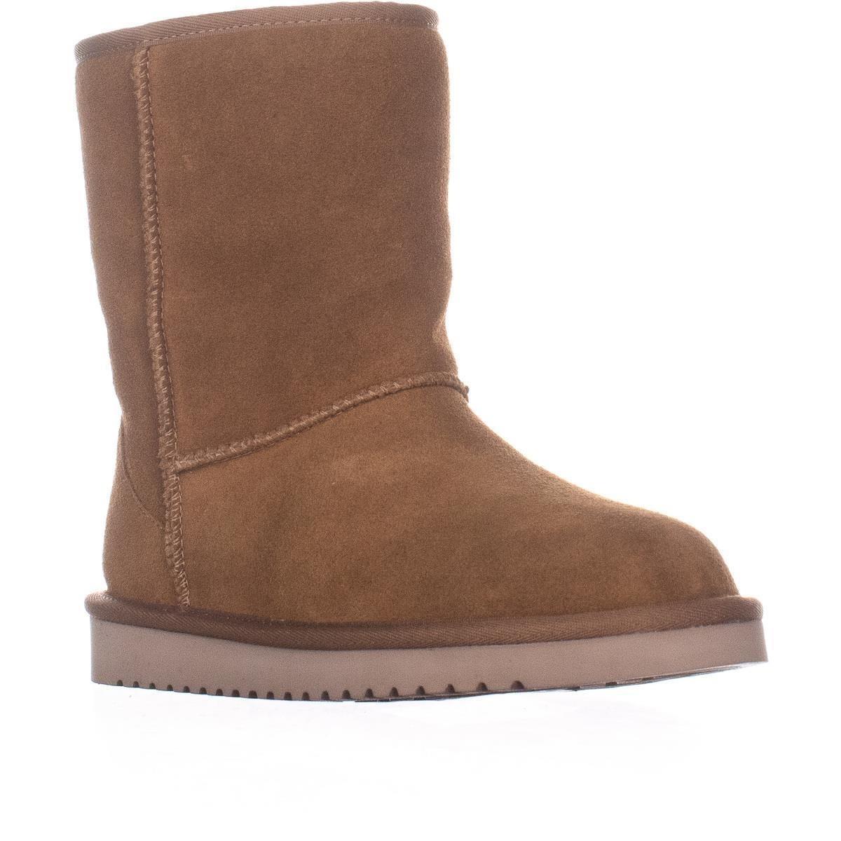 226d5722c38 Koolaburra by UGG Koola Short Mid Calf Boots, Chestnut