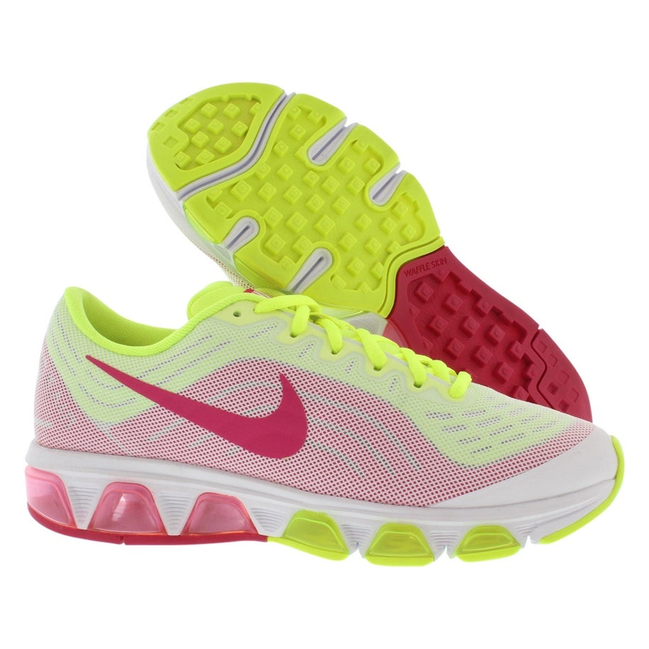 reputable site 32fb4 d95db Shop Nike Air Max Tailwind 6 (GS) Girl s Shoes - On Sale - Free Shipping  Today - Overstock - 22163322