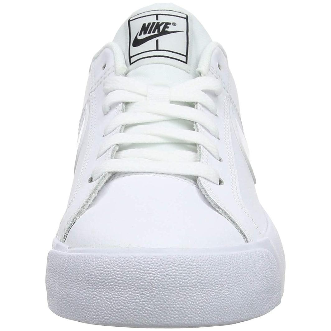 d5ae207c8 Shop Nike Women s Court Royale Ac Sneaker White - Black