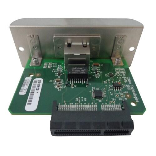 Zebra ZT210 ZT220 ZT230 Internal Ethernet Print Server Network Card  P1038204-01
