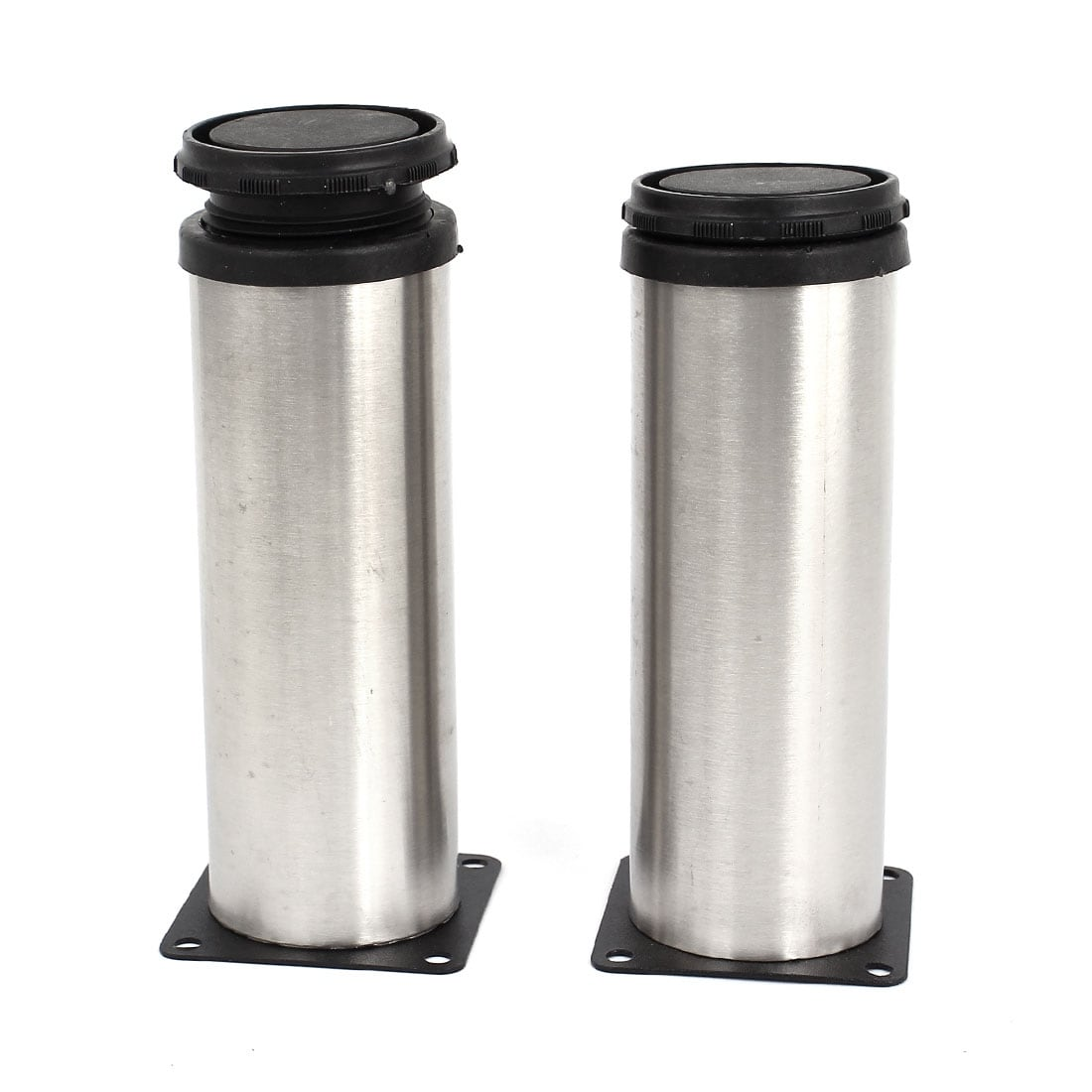 Shop unique bargains 2pcs 150mm x 50mm adjustable plinth leg feet for kitchen cabinet furniture sofa on sale free shipping on orders over 45