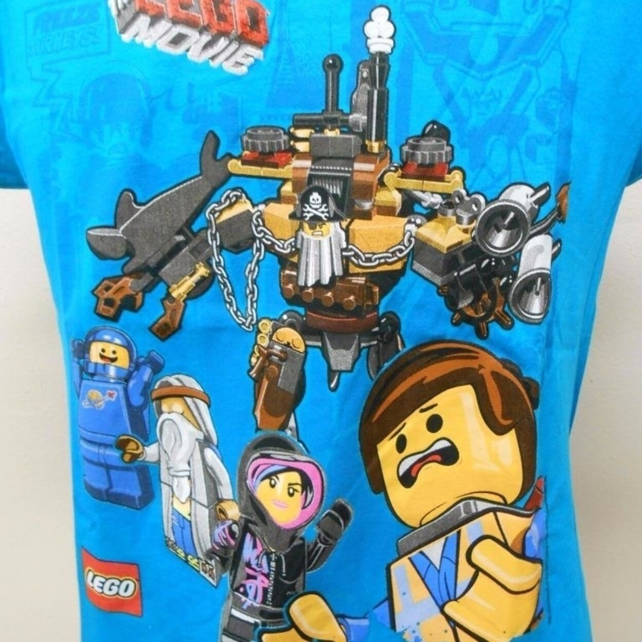 Shop Lego Movie Youth Sizes S L T Shirt Free Shipping On Orders Tee Over 45 23030318