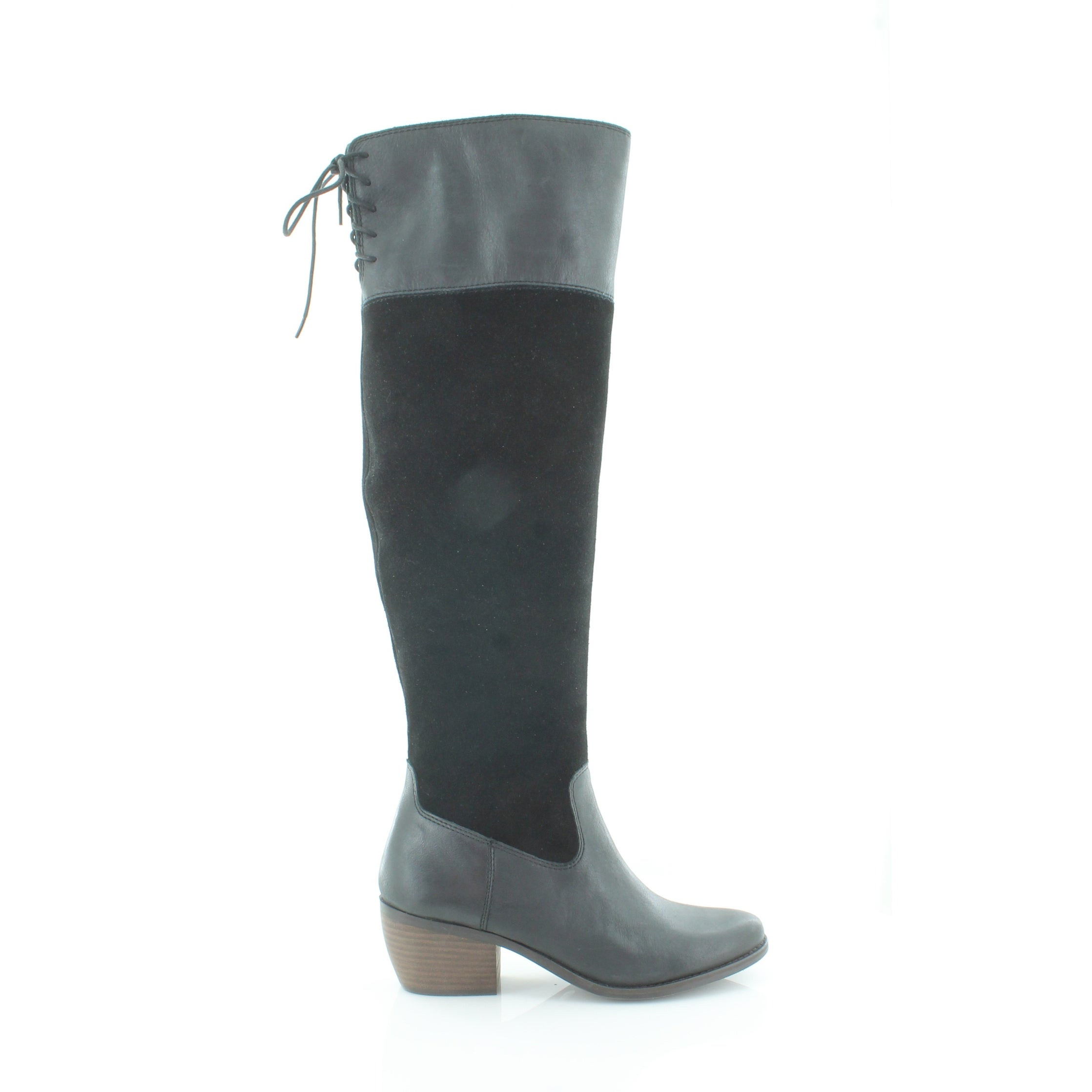 98c4730e125 Shop Lucky Brand Komah Women s Boots Black - Free Shipping Today -  Overstock.com - 25576203