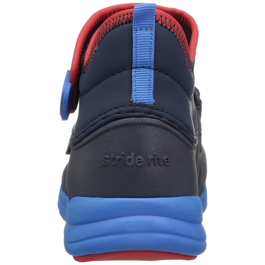 9e0d7485672a10 stride rite phibian mid Shop Stride Rite Kids  Made 2 Play Phibian Mid  Ankle Boot