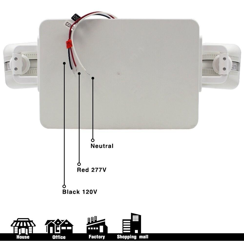 Exit Sign Wiring Diagram 277v | Wiring Diagram - Landor