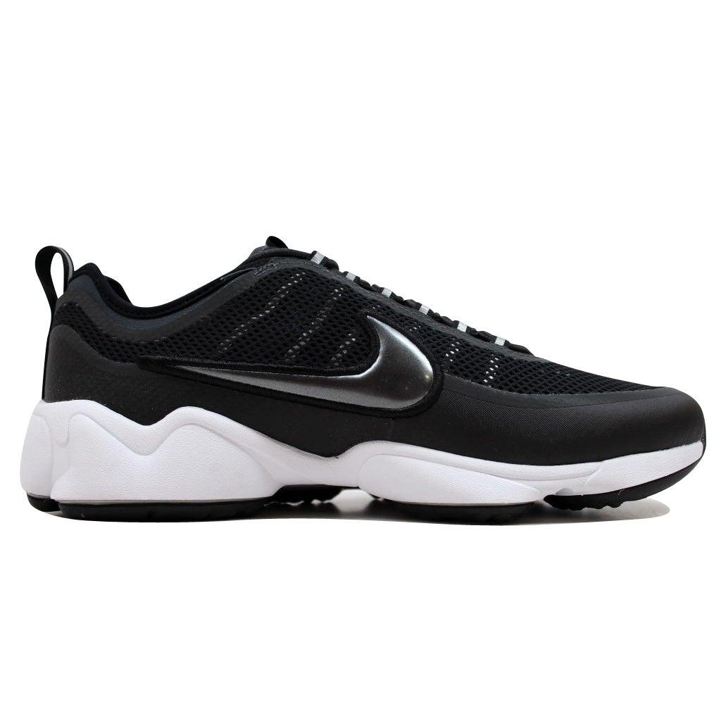 211396fb600f Shop Nike Men s Zoom Spiridon Black Metallic Hematite-Anthracite 876267-003  - Free Shipping Today - Overstock.com - 19625606
