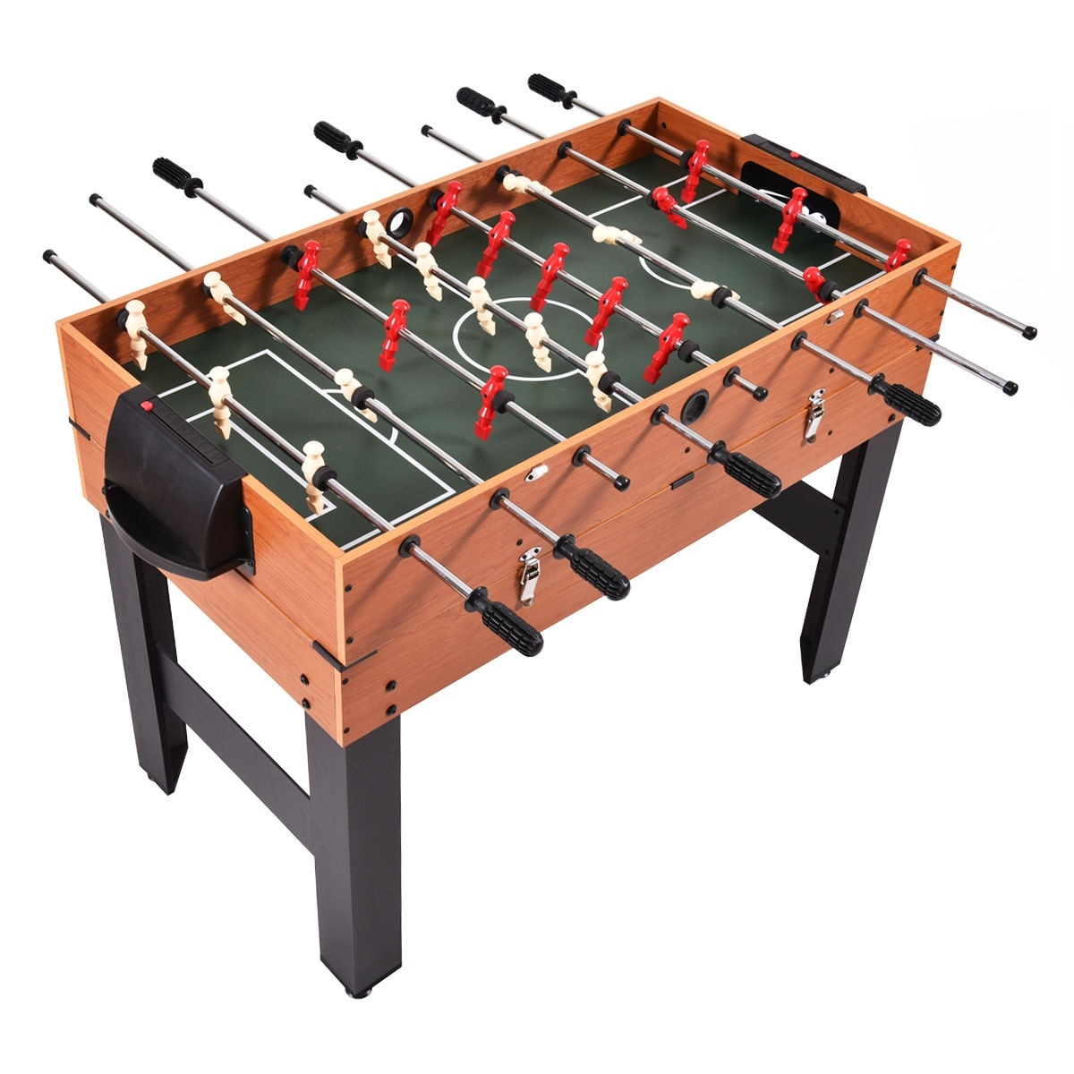 Superieur Shop Costway 48u0027u0027 3 In 1 Multi Combo Game Table Foosball Soccer Billiards  Pool Hockey For Kids   Free Shipping Today   Overstock.com   18606358