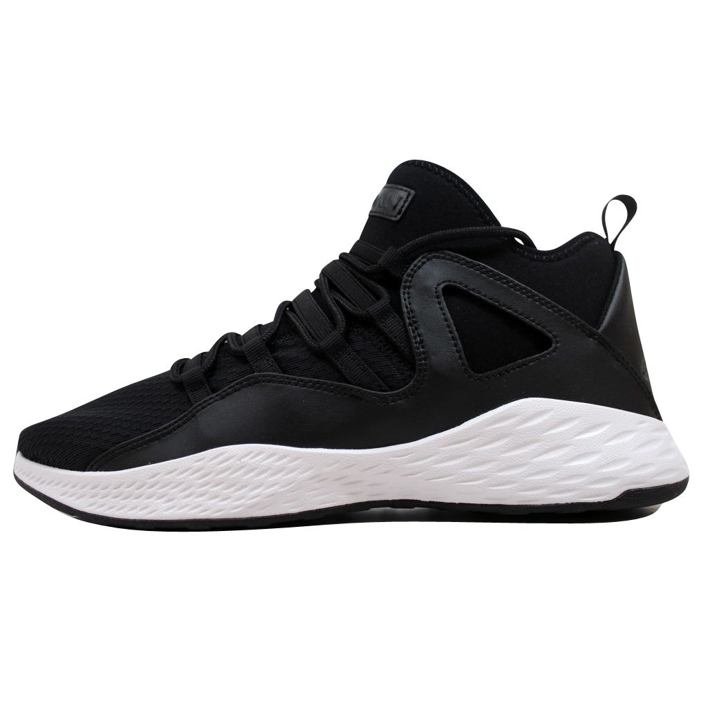 fac6e7de92fe Shop Nike Men s Air Jordan Formula 23 Black Black-White 881465-031 ...