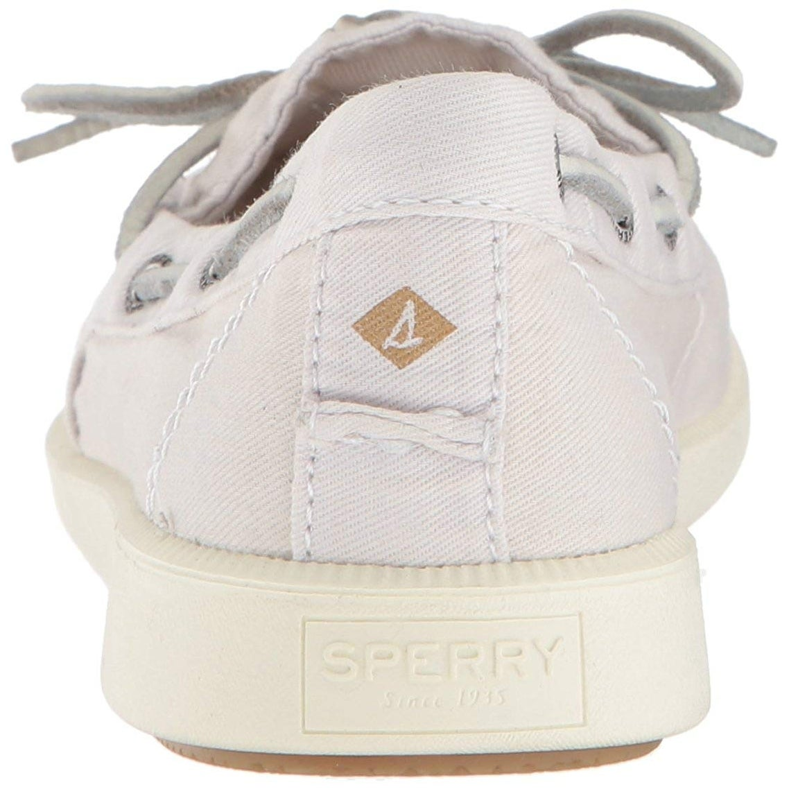 0515ee462b31 Shop Sperry Women's Oasis Canal Canvas Boat Shoe - Free Shipping On Orders  Over $45 - Overstock - 27657067