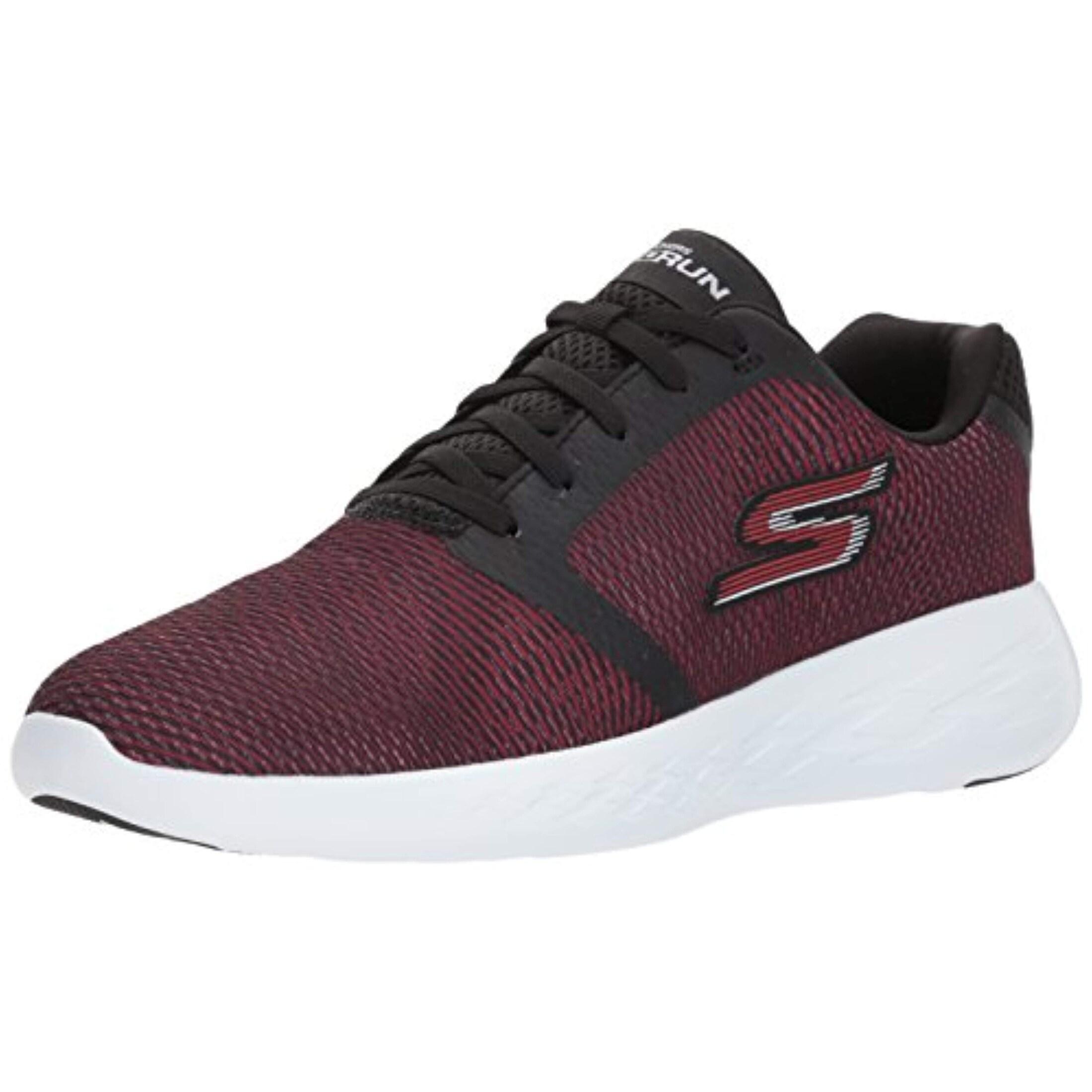 hommes's Go Run 600 55076 Sneaker, Blackwhite, 9 M Us