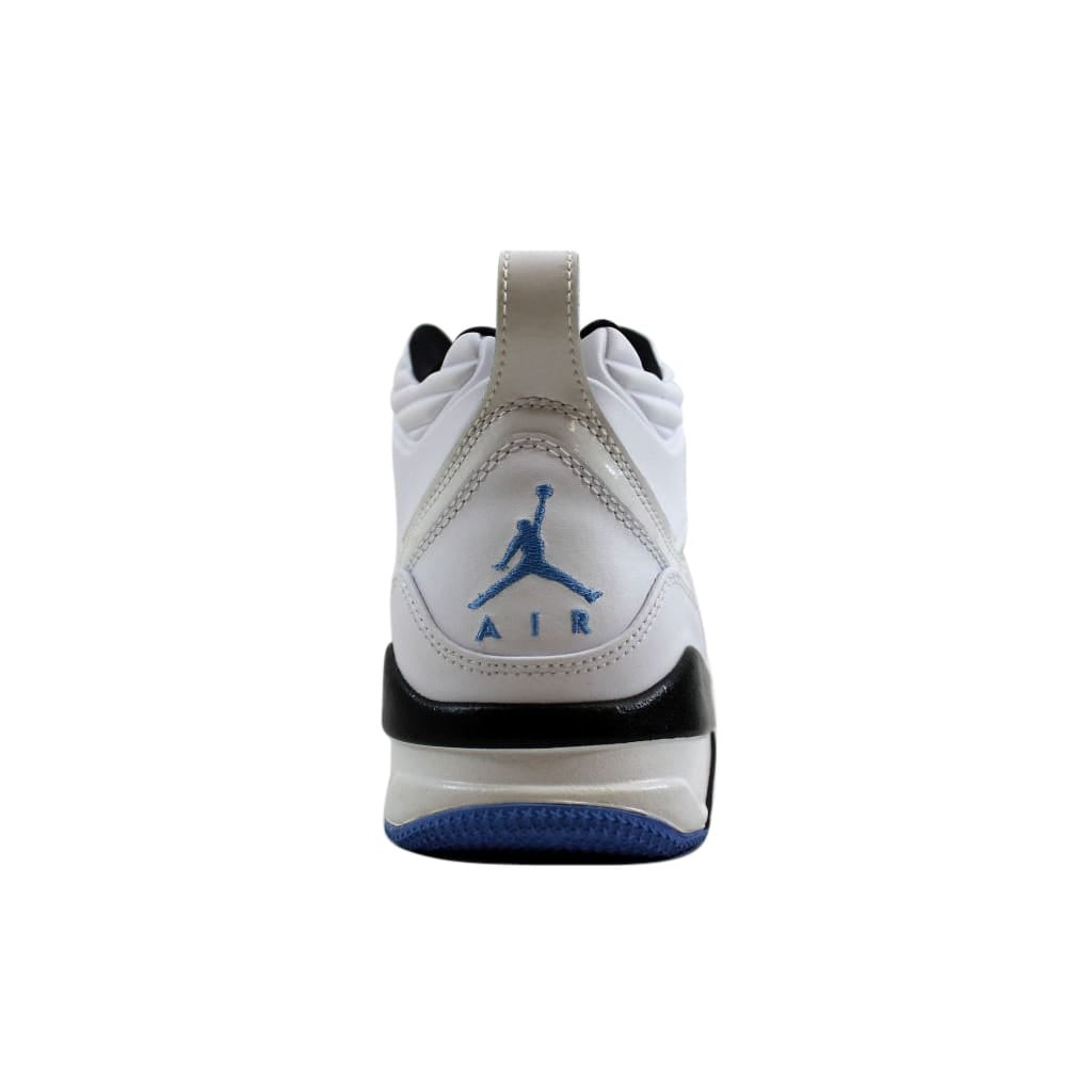 0356982e90a3 Shop Nike Men s Air Jordan Flight 9.5 White Legend Blue-Black654262-127 -  Free Shipping Today - Overstock - 24015316