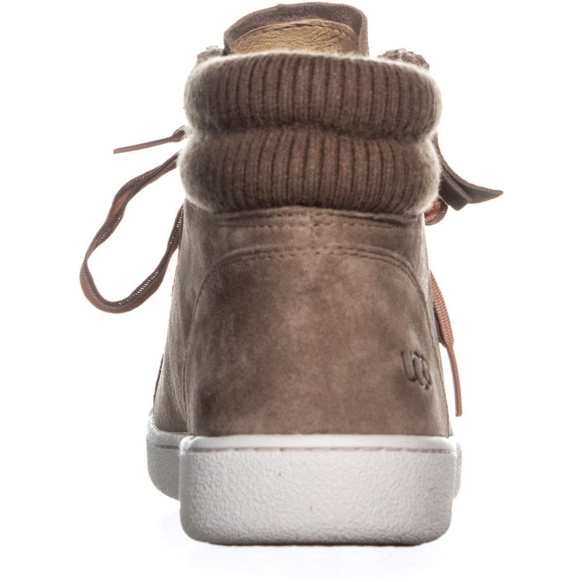 1e136c66999 Shop UGG Olive Lace-Up Sneakers