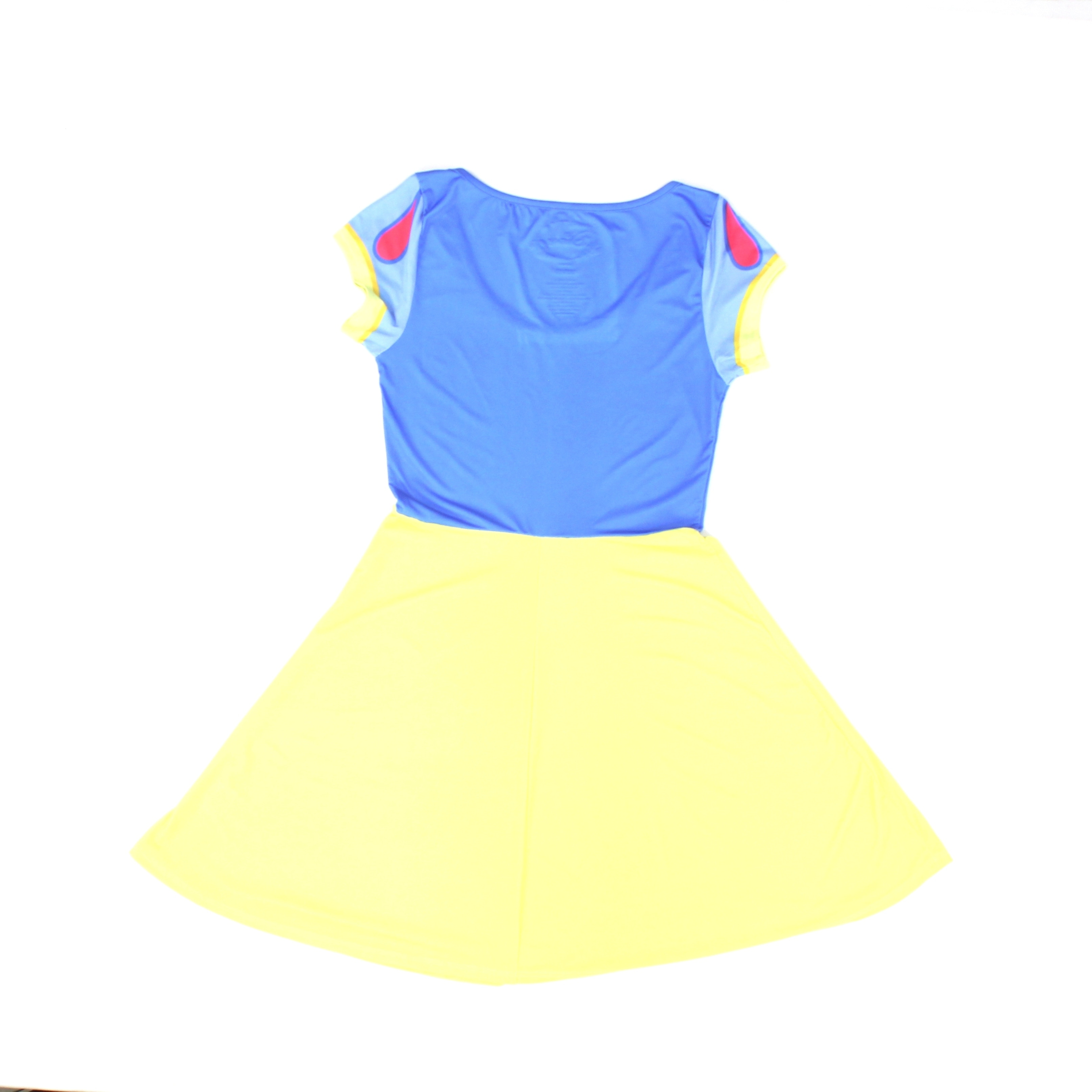 Shop Snow White Disney Princess Costume Women\'s Blue And Yellow ...