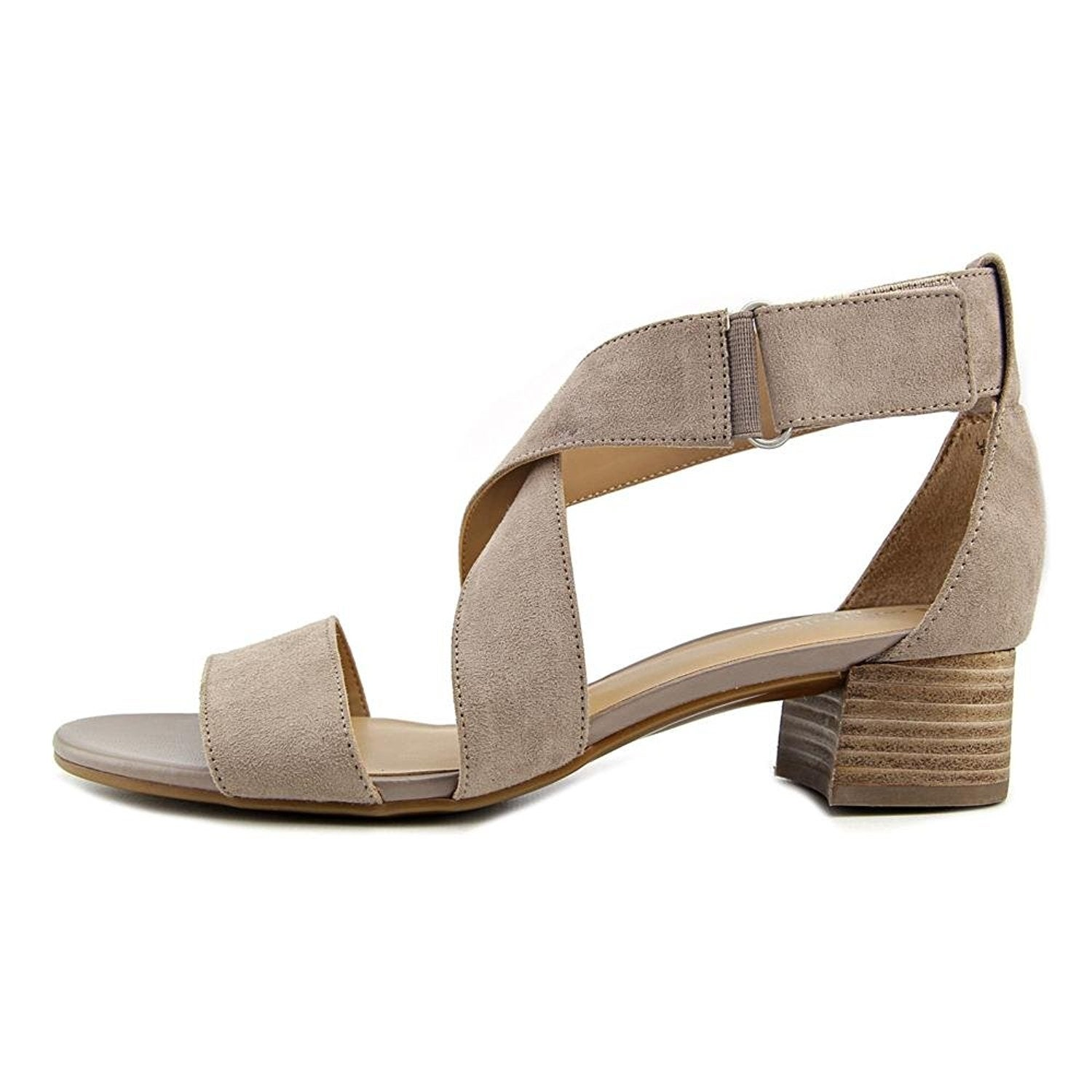 cc613d0c627 Shop Naturalizer Womens Adele Fabric Open Toe Casual Strappy Sandals - Free  Shipping Today - Overstock - 21154205