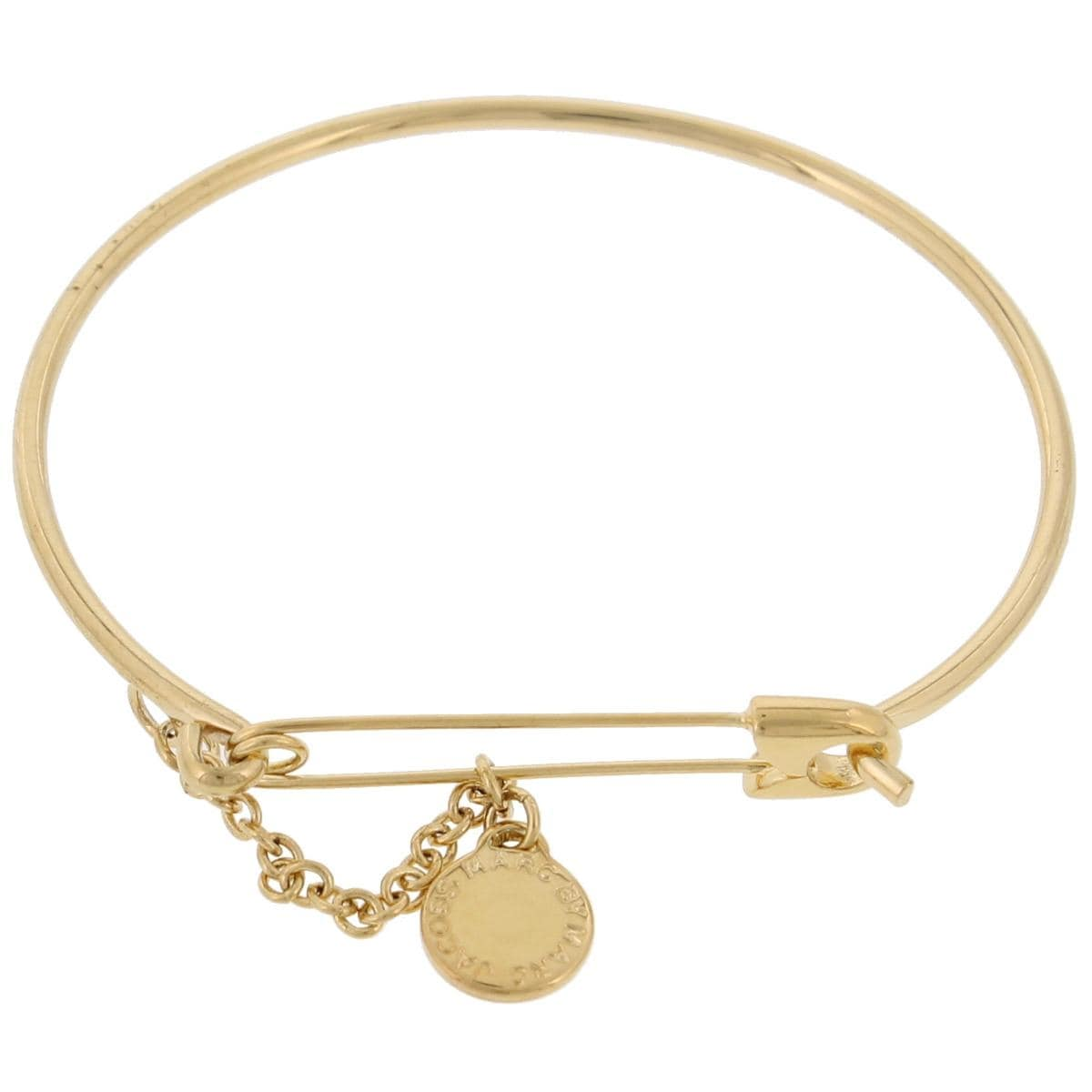 Bracelet for Women, Gold, Sterling Silver, 2017, One Size Marc Jacobs