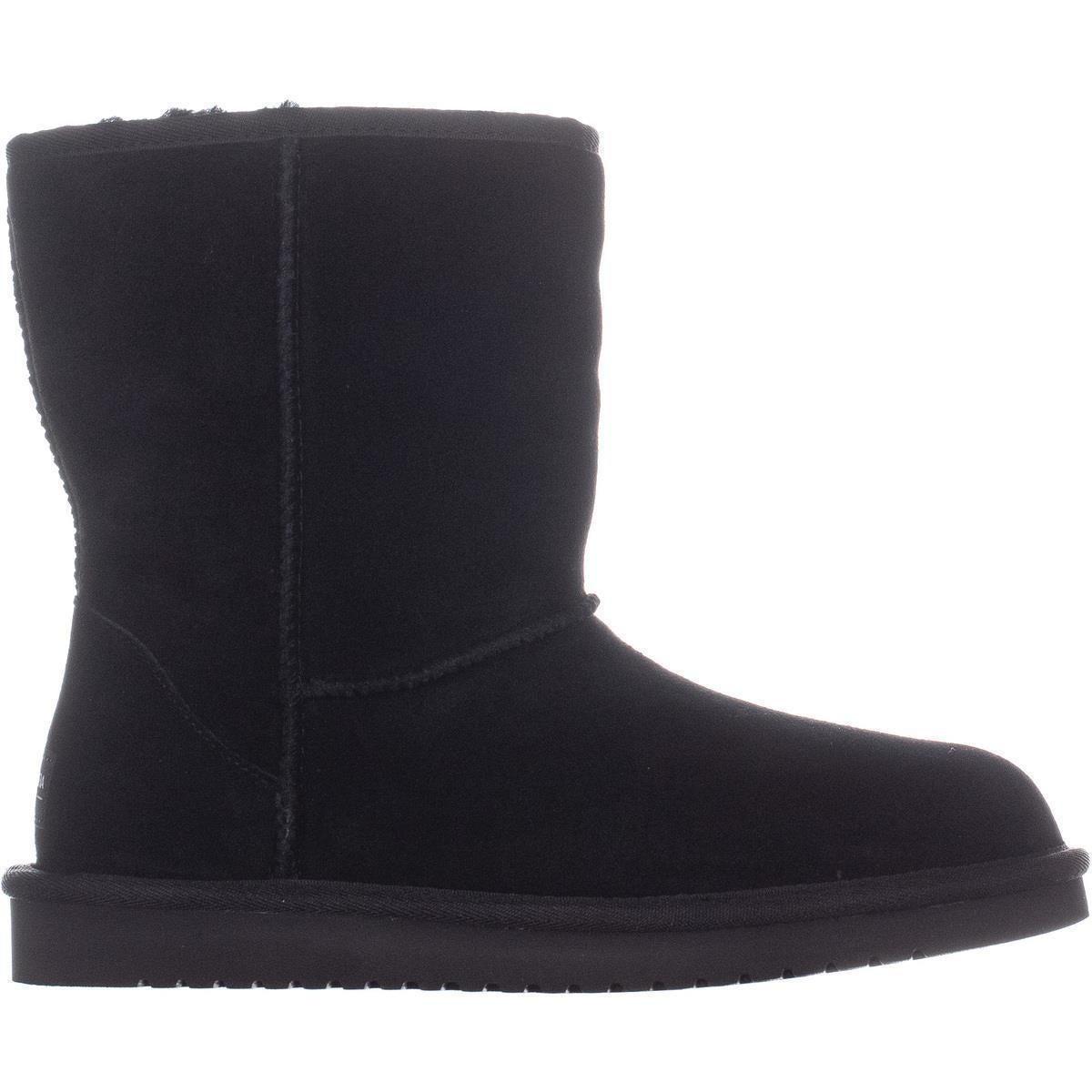 9d8fa94e5b4 Koolaburra by UGG Koola Short Mid Calf Boots, Black