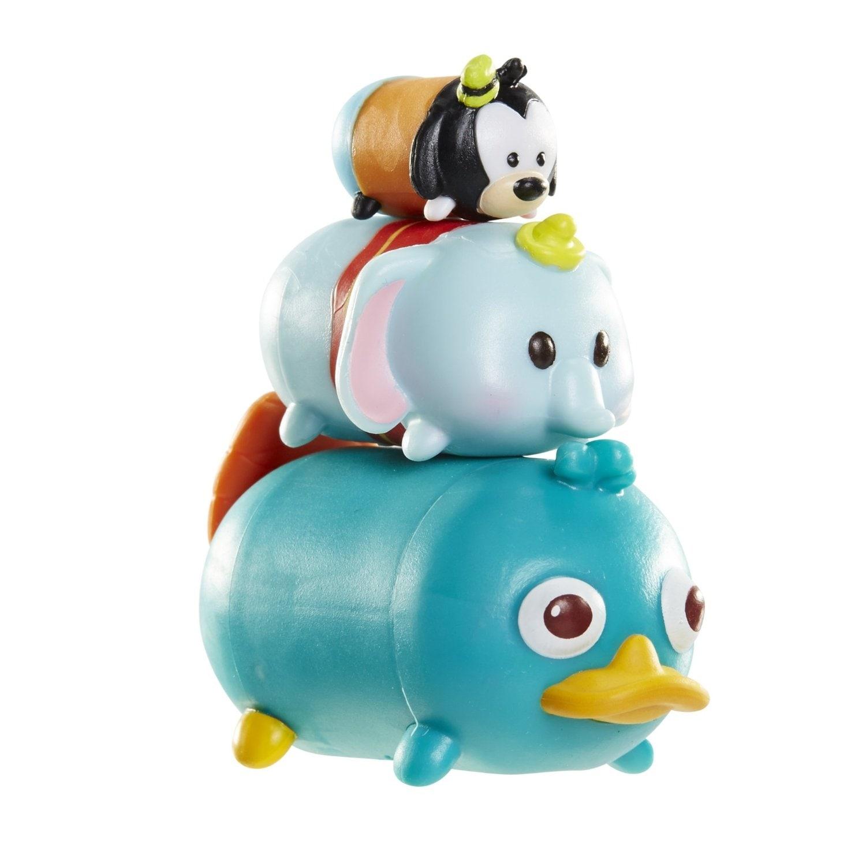 Shop Disney Tsum Tsum 3 Pack: Goofy, Dumbo, Perry - multi - Free ...
