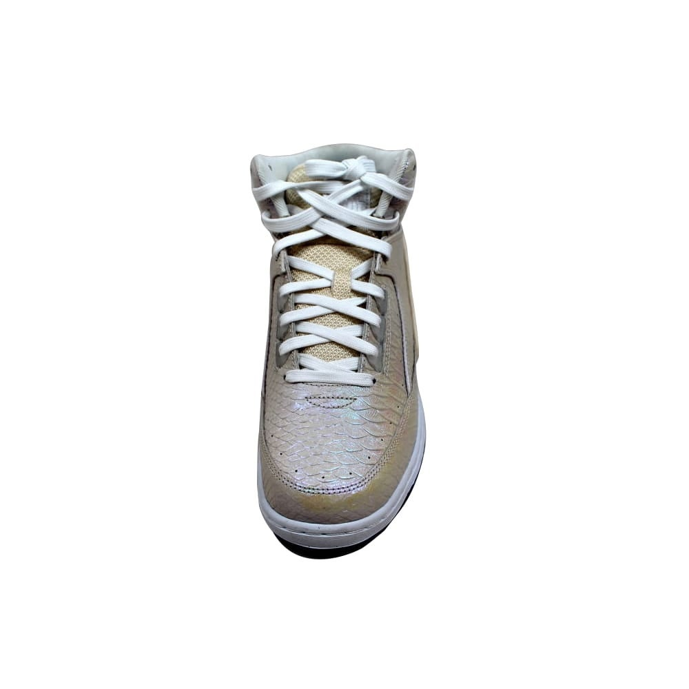 newest collection 7ee0c e134e Shop Nike Air Python Premium Sail Metallic Gold 705066-102 Men s - On Sale  - Free Shipping Today - Overstock - 20129944