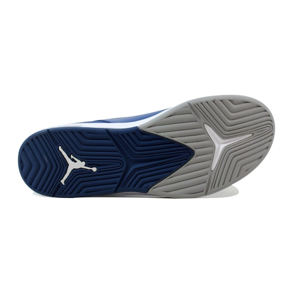 huge discount b2151 0b9b8 Shop Nike Men s Jordan Air Imminent French Blue Wolf Grey-White 705077-403  Size 9.5 - Ships To Canada - Overstock - 21141903