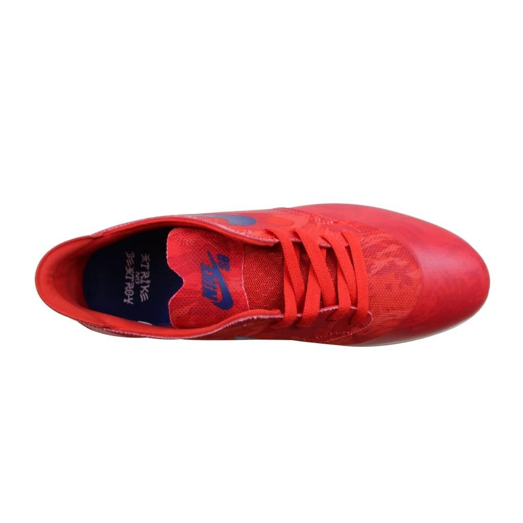 8d4b7b74bc26 Shop Nike Men s Lunar Oneshot SB WC Light Crimson Deep Royal Blue  645019-604 - Free Shipping Today - Overstock.com - 21893964