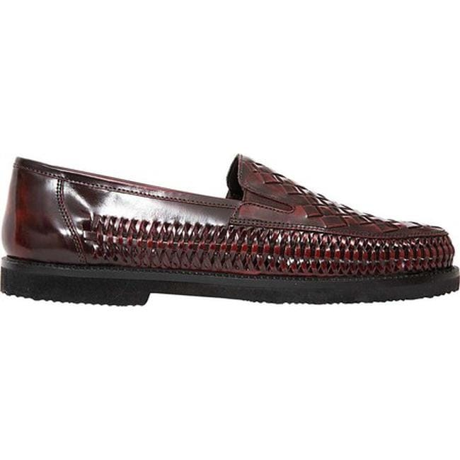 e7300b3d20d Shop Deer Stags Men s Tijuana Loafer Cordovan Buffalo Leather - On Sale -  Free Shipping Today - Overstock - 20577448