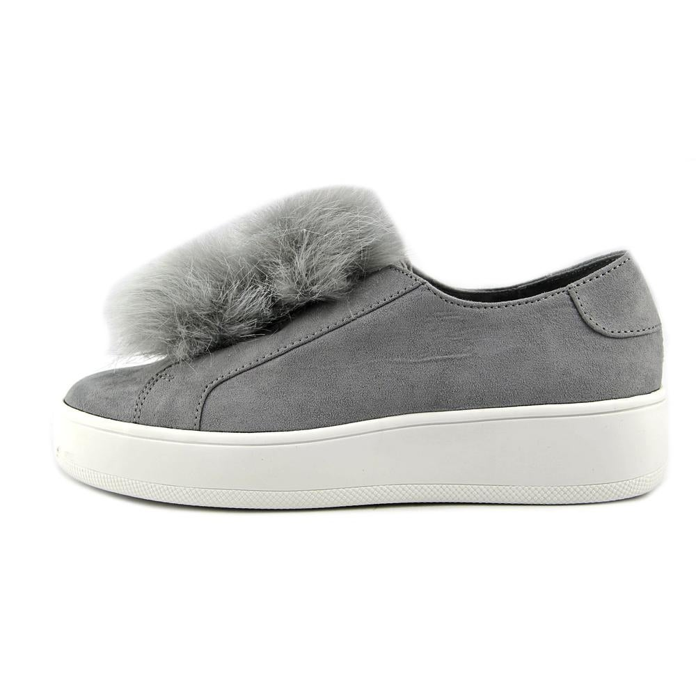 511ec6b1e72 Shop Steve Madden Bryanne Women Round Toe Synthetic Gray Sneakers - Free  Shipping Today - Overstock.com - 17369424