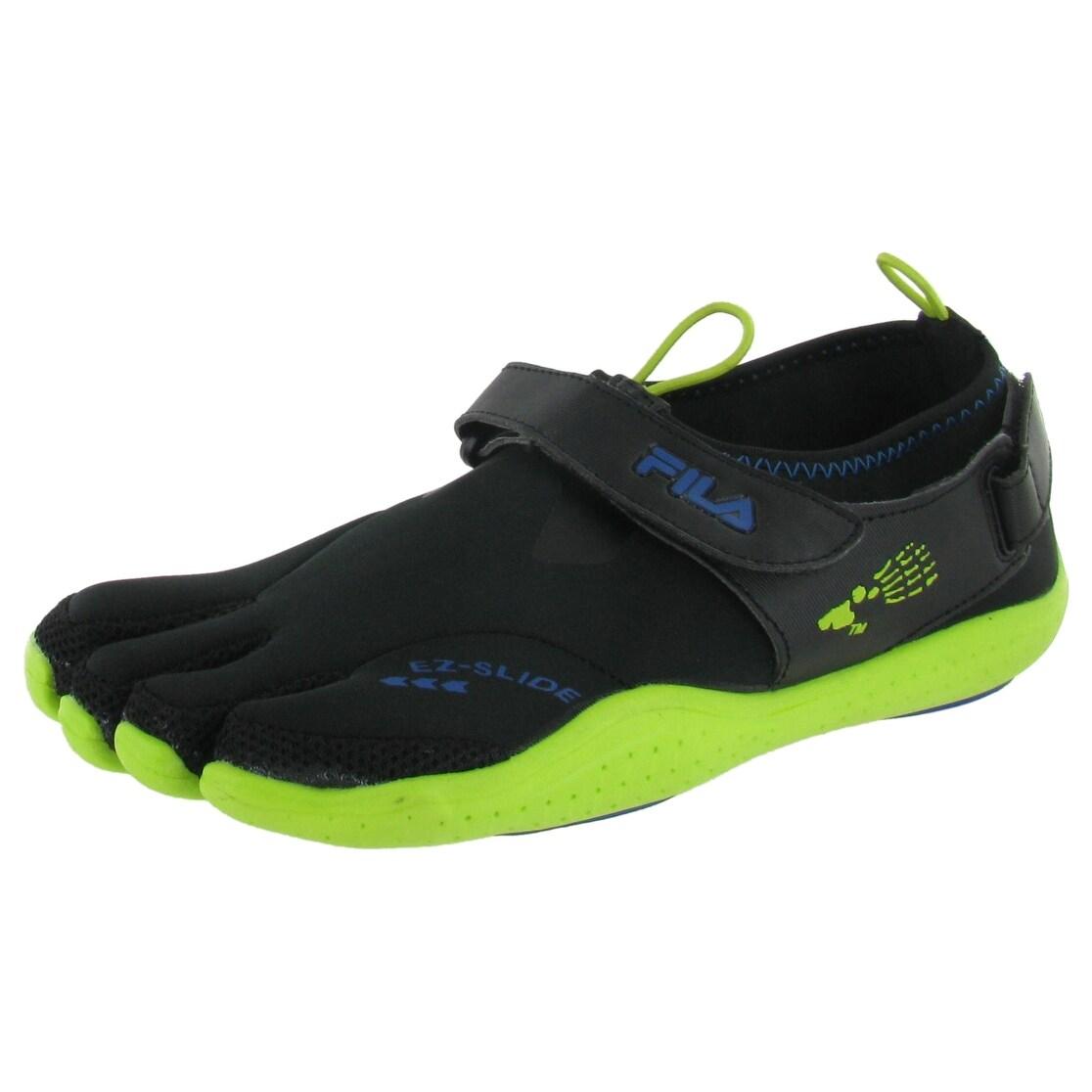 a7352726781d89 Shop Fila Skeletoes Emergence Men's Shoes Minimalist Five Finger ...