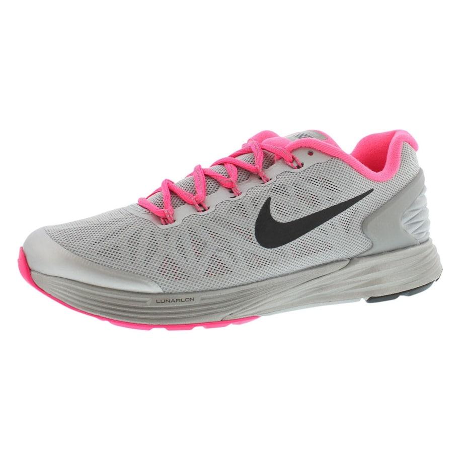 newest 9f195 ac086 low price nike lunarglide 6 flash gs running gradeschool girls shoes 6 big  kid m free