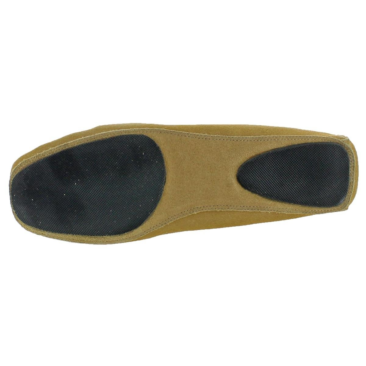 58178e185eb Shop Cole Haan Womens Loafer Slippers Moccasin Lined - 12 medium (b ...