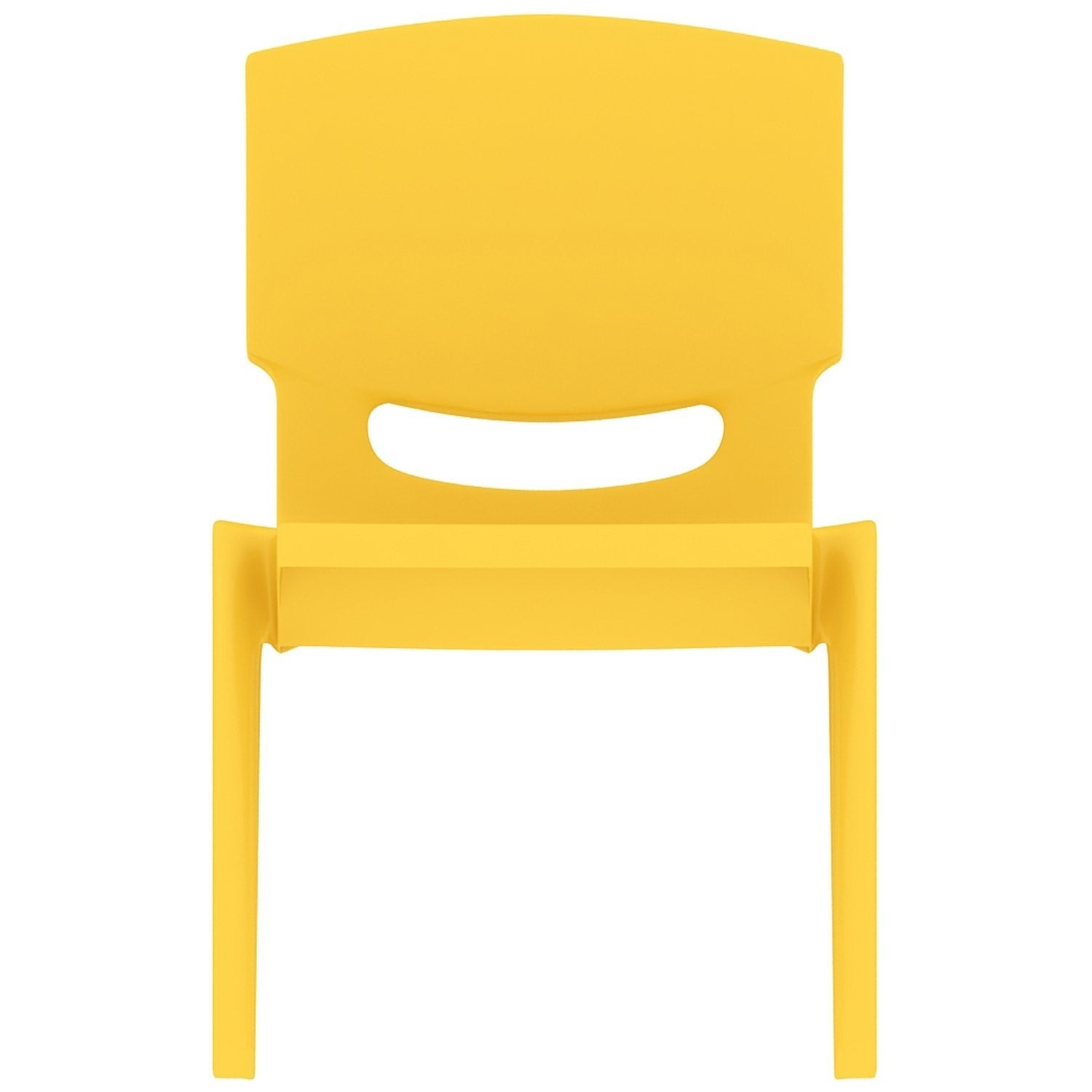 About A Chair 12 Side Chair.Shop 2xhome Yellow Kids Size Plastic Side Chair 12 Seat Height