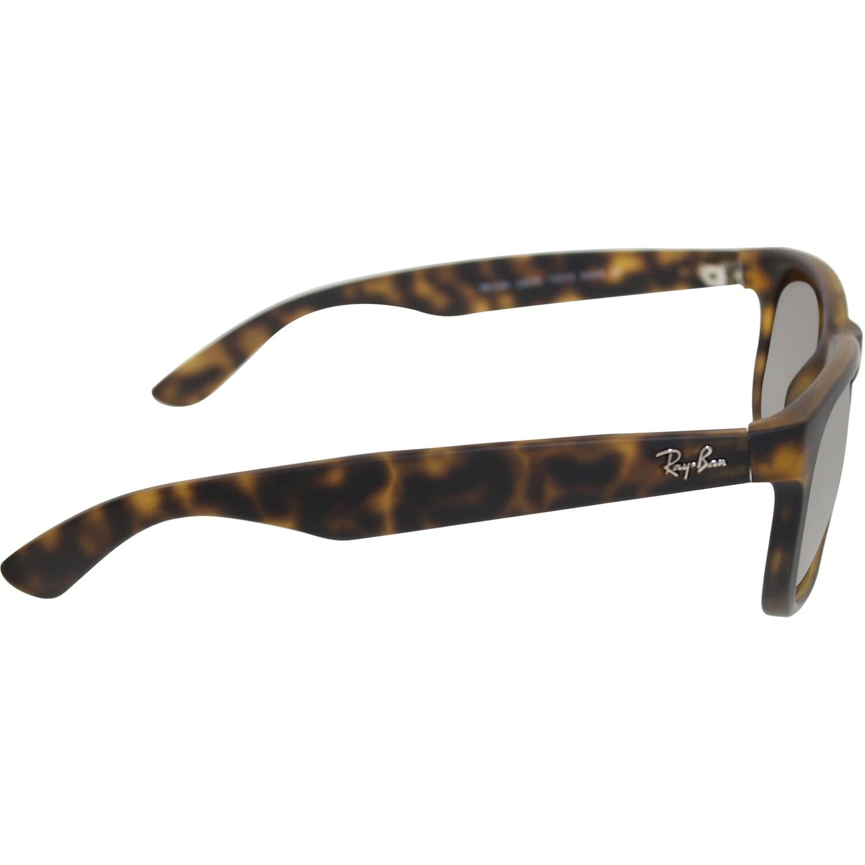 a2374acf38 ... denmark shop ray ban mens gradient justin rb4165 710 13 51  tortoiseshell wayfarer sunglasses ships to ...