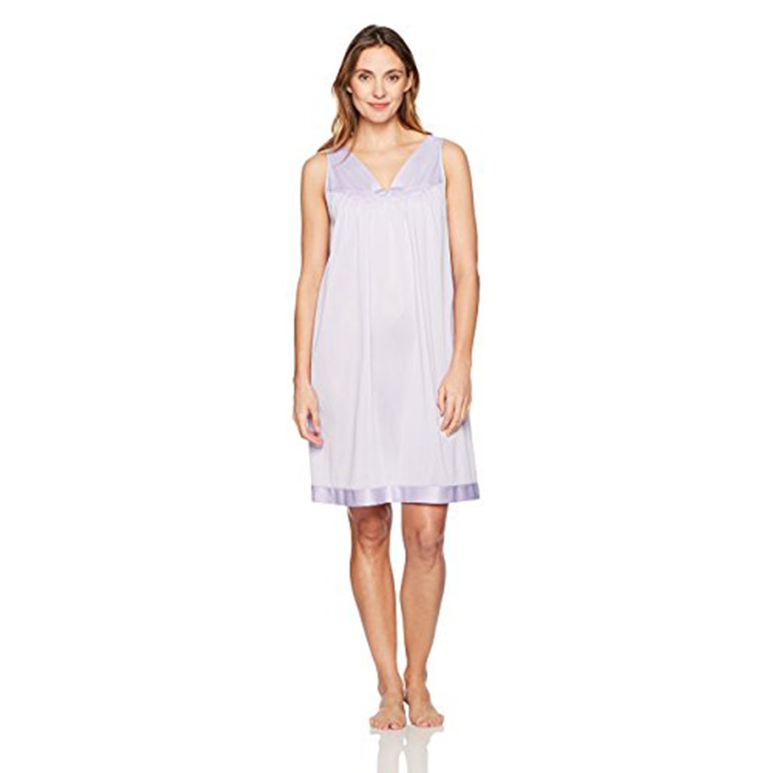 Shop Vanity Fair Womens Coloratura Sleepwear Short Gown 30107