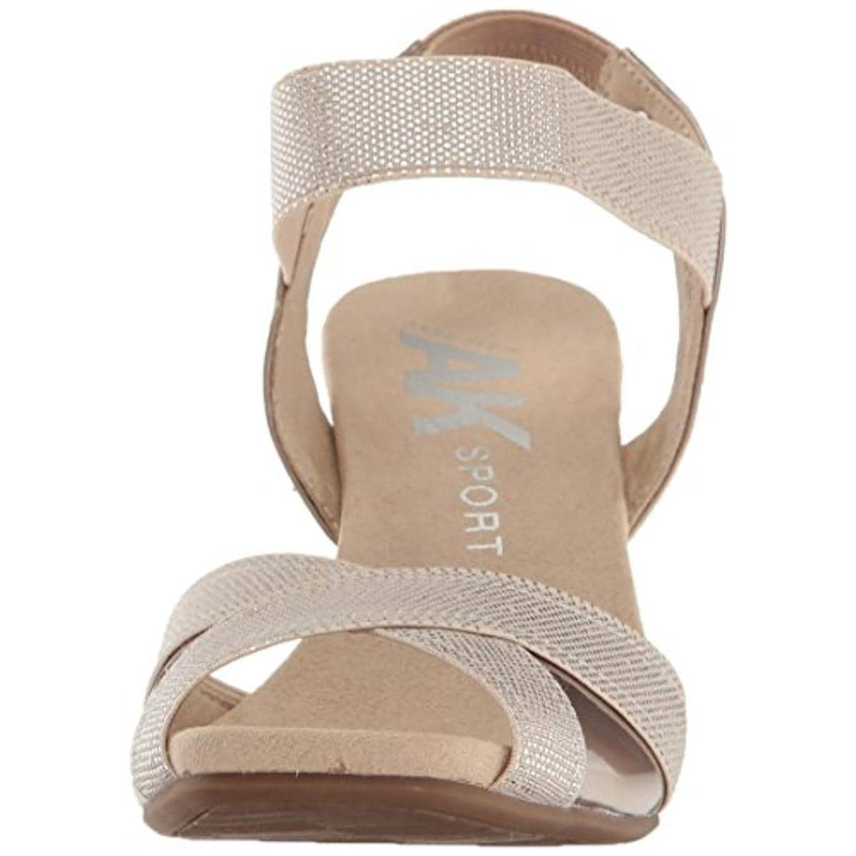 3c82a6edc48 Anne Klein Sport Womens Wilamina Sport Sandals Strappy Open Toe - Free  Shipping On Orders Over  45 - Overstock - 26816670
