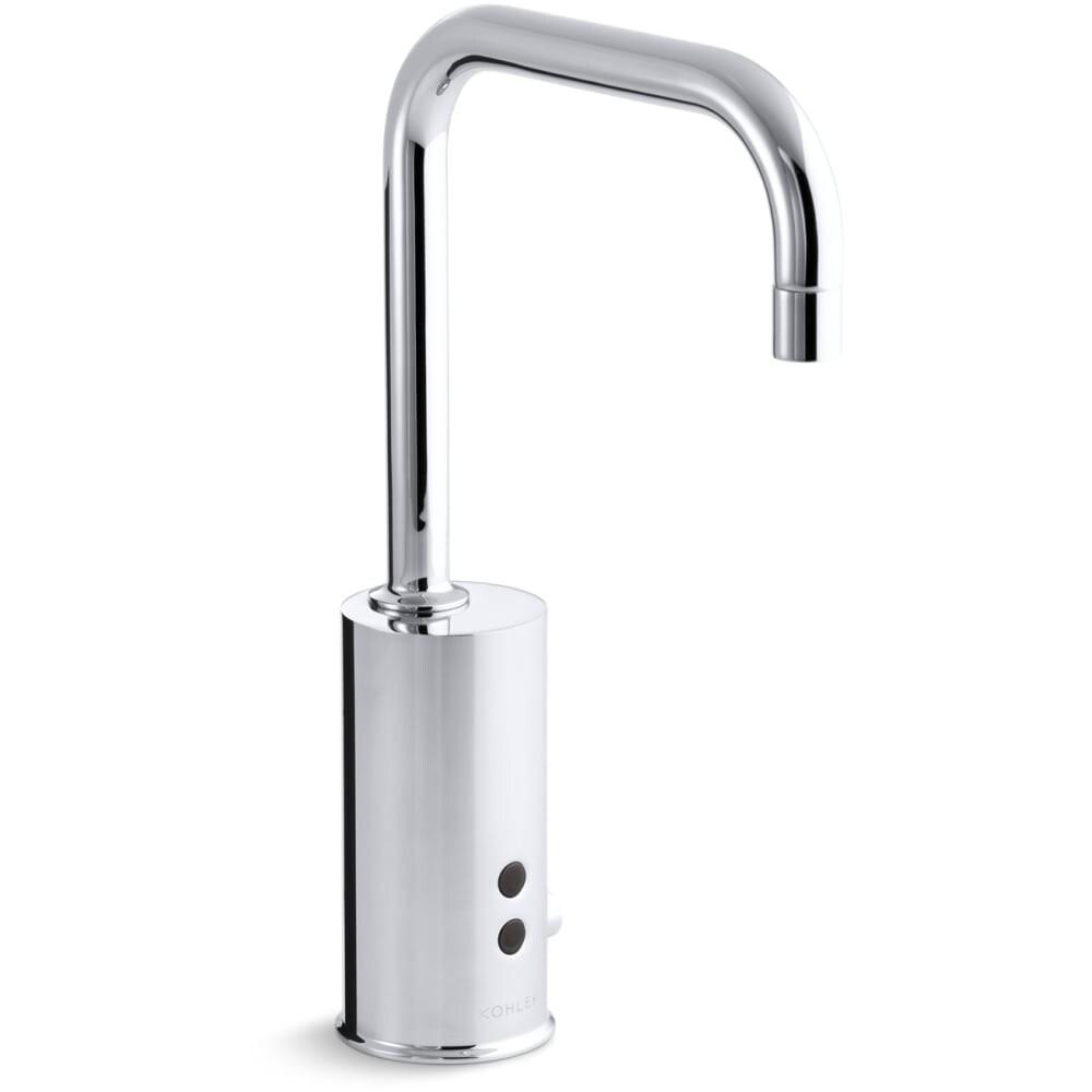 Shop Kohler K-13473 Touchless Single Hole Bathroom Faucet - Without ...
