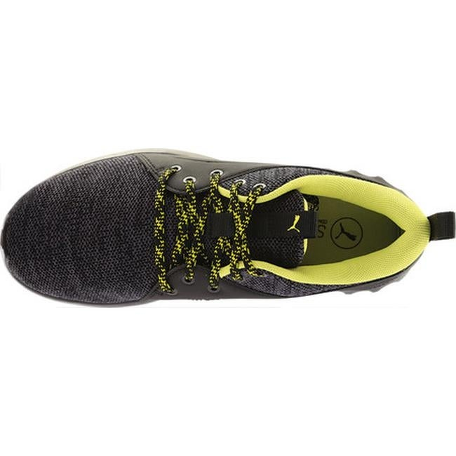 Shop PUMA Men s Carson 2 Terrain Cross Training Shoe Puma Black Quiet  Shade Energy Yellow - Free Shipping On Orders Over  45 - Overstock -  18660797 bdc5081a1