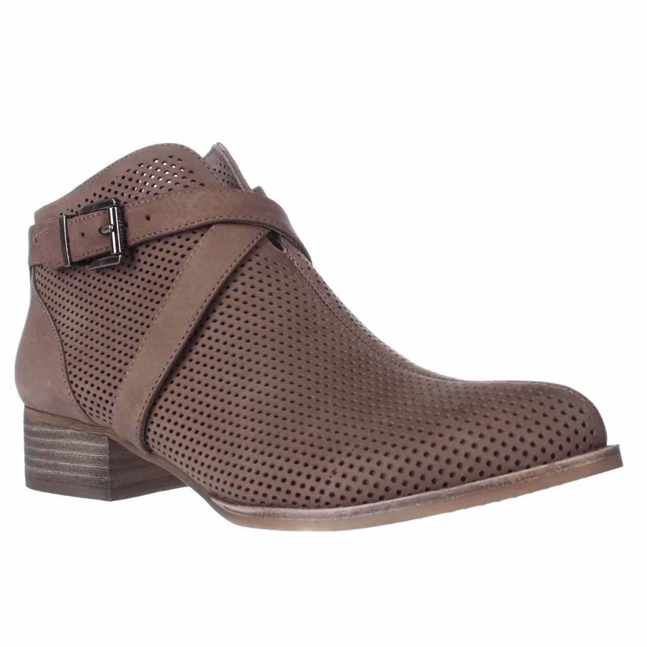 029b80544cff Shop Vince Camuto Casha Perforated Ankle Booties