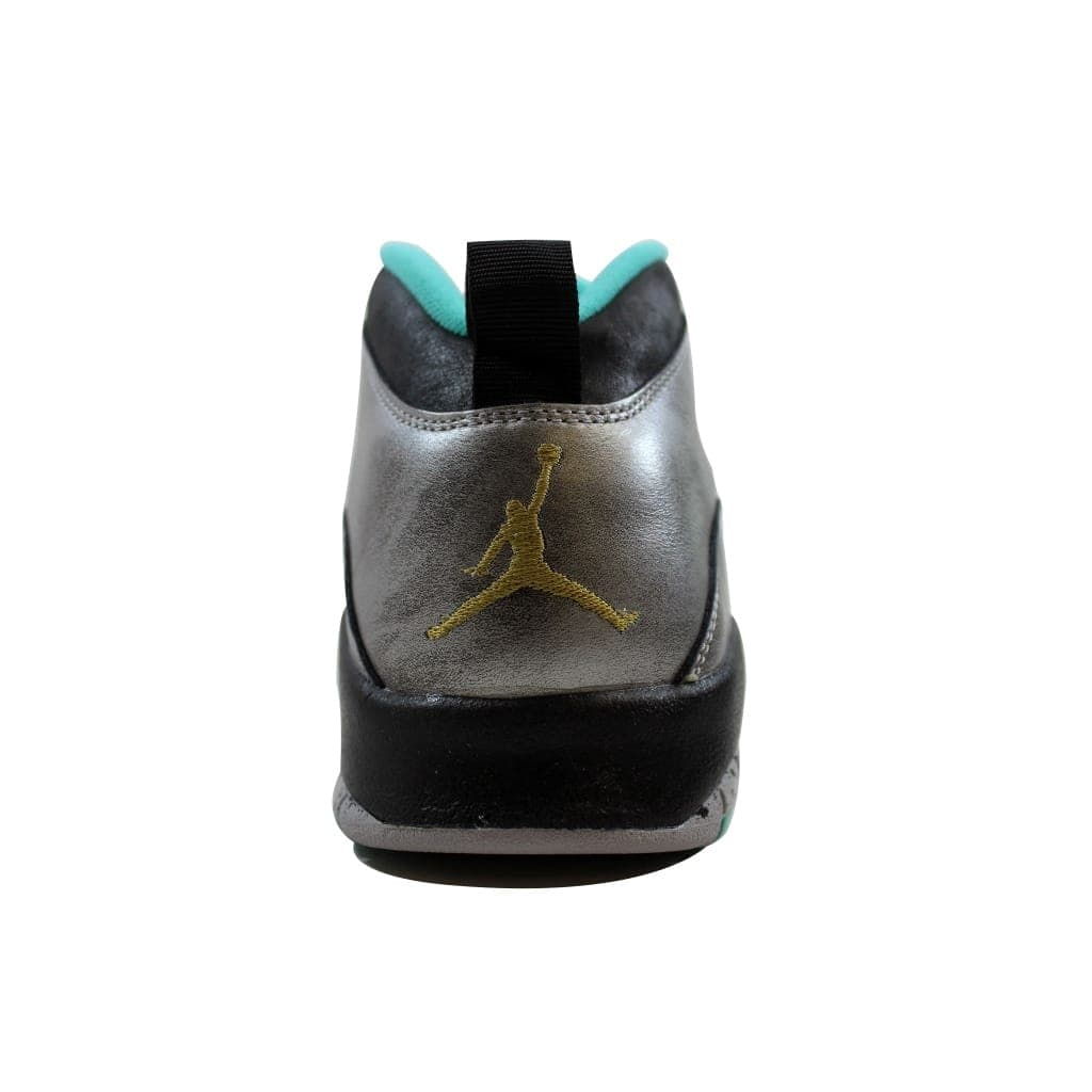 a06596eb043466 Shop Nike Men s Air Jordan X 10 Retro 30th Dust Metallic Gold-Black-Retro  Lady Liberty 705175-045 - Free Shipping Today - Overstock - 24123011