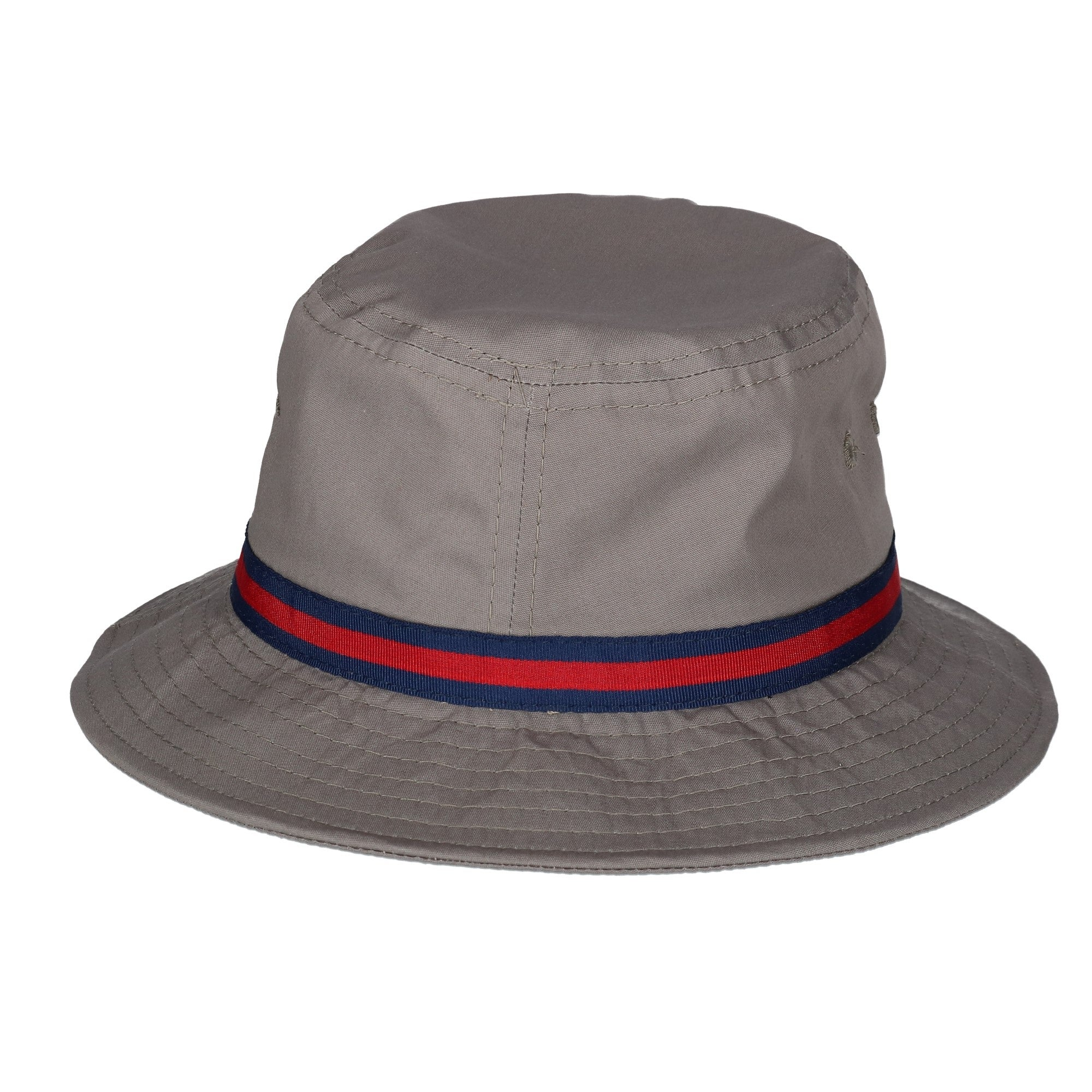 Shop Dorfman Pacific Cotton Water Repellent Traditional Rain Bucket Hat -  Free Shipping On Orders Over  45 - Overstock - 14278087 a7a5676dabce
