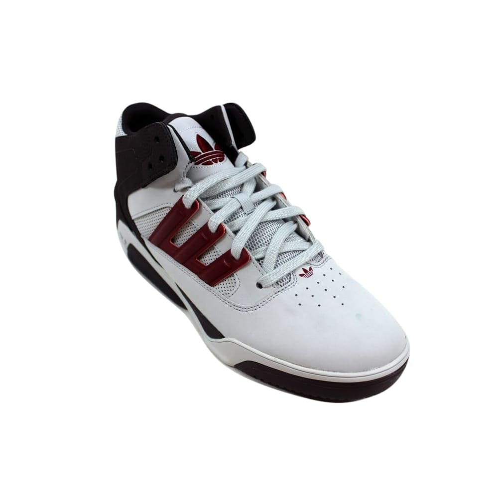 pretty nice c8ede 35fd6 Shop Adidas Court Blaze LQC GreyRed-Brown G56652 Mens - Free Shipping  Today - Overstock - 27338994