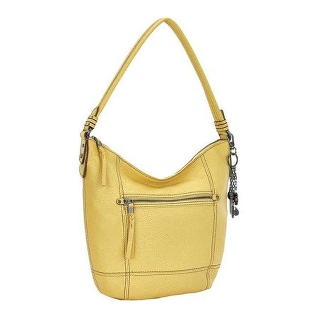 2748f94629a5 THE SAK Women s Sequoia Hobo Bag Sunlight Leather - US Women s One Size  (Size None)