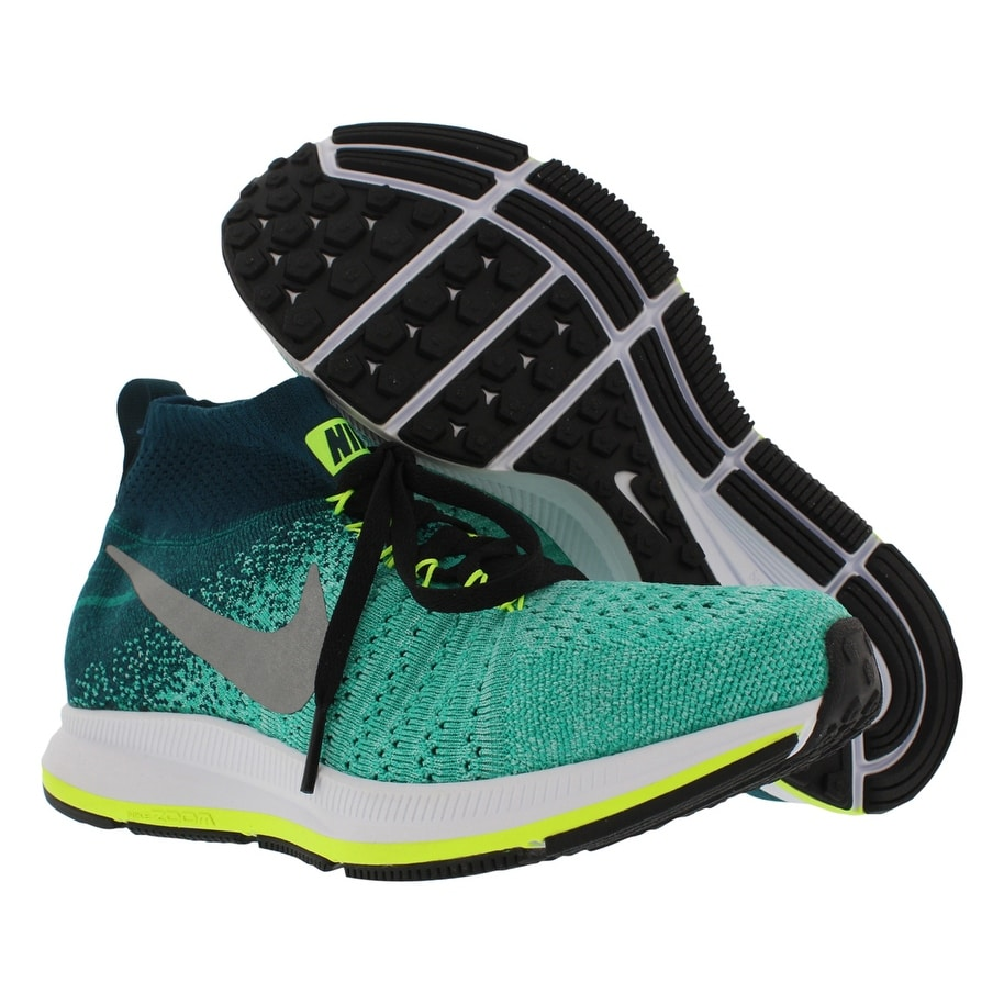1743e5e0855 Shop Nike Zm Pegasus All Out Flyknit (Gs) Junior s Shoes - Free Shipping  Today - Overstock - 22124431