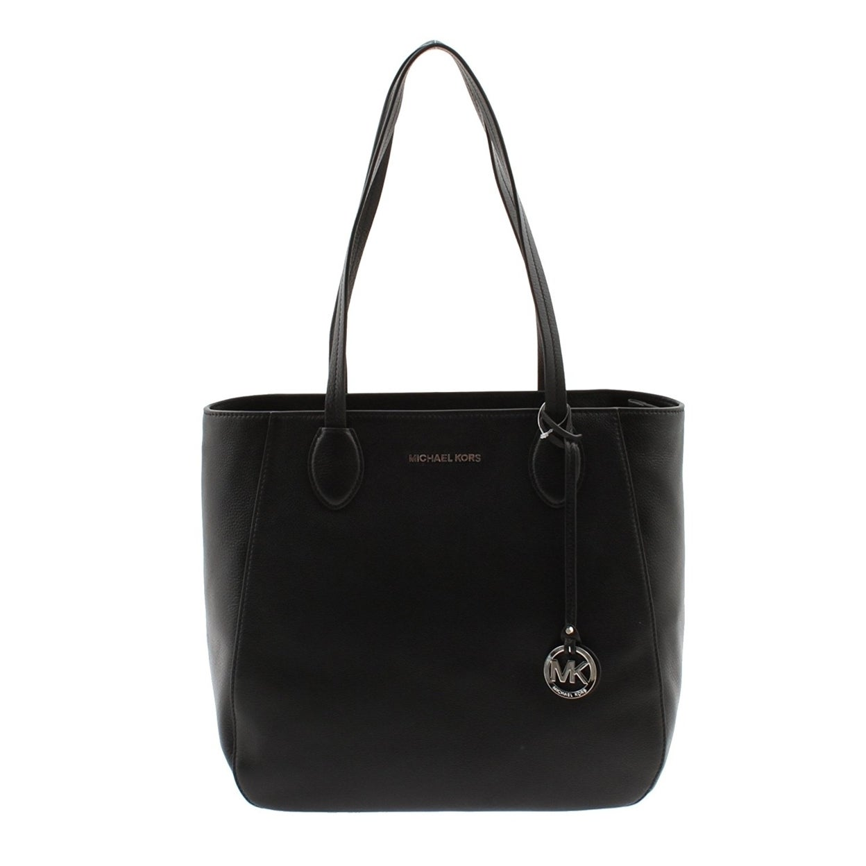 8392f2119781 Shop MICHAEL MICHAEL KORS Ani Large Leather Tote - Free Shipping Today -  Overstock - 23488279
