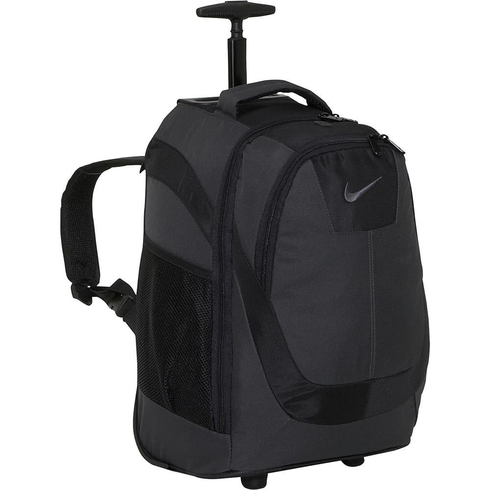 d051bb1468 Shop Nike Swoosh Rolling Backpack - Free Shipping Today - Overstock -  20600961