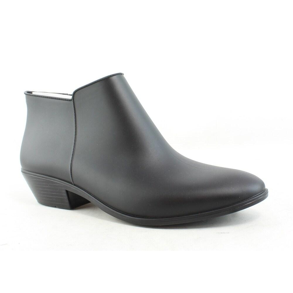 27a453167c84 Shop Sam Edelman Womens Petty Black Ankle Boots Size 12 - On Sale ...